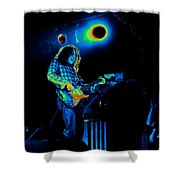 Kent #83 In Cosmicolors Shower Curtain