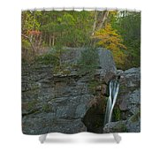 Kent Falls Hdr 5 Shower Curtain