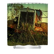 Kenworth 2 Shower Curtain
