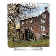 Kerr Grist Mill Shower Curtain