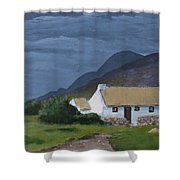 Kerry Cottage Shower Curtain