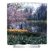 Keukenhof Spring Shower Curtain