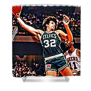 Kevin Mchale Shower Curtain