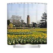 Kew Gardens London Shower Curtain