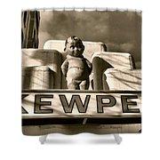 Kewpee Restaurant Shower Curtain