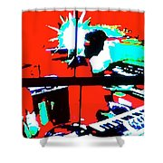 Key Note Shower Curtain