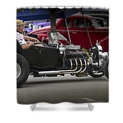 Key West Bound Shower Curtain