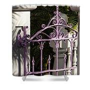 Key West Charm Shower Curtain