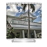 Key West Dreaming Shower Curtain