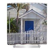 Key West Fl 43 Shower Curtain