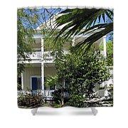 Key West House Shower Curtain