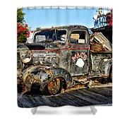 Key West - Macs Shower Curtain