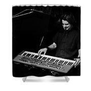 Keyboards Shower Curtain