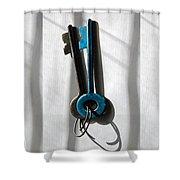 Keys Please Shower Curtain