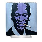 Khama Shower Curtain