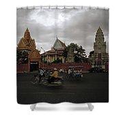 Khmer Life Shower Curtain