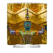 Khon Guard Shower Curtain