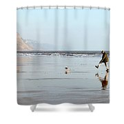 Kick Up Your Heels Shower Curtain