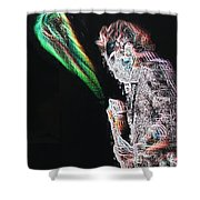 Kieth Shower Curtain