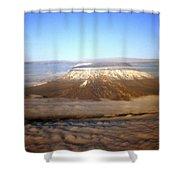Kilimanjaro Shower Curtain