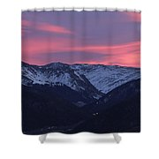 Killian's Sunrise Shower Curtain