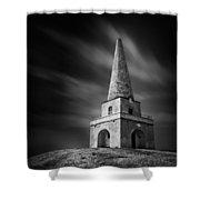 Killiney Hill Shower Curtain