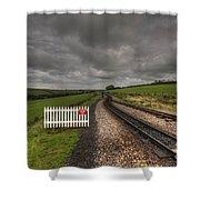 Killington Lane Shower Curtain