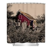 Kimberton Mill  Chester County Pa Shower Curtain