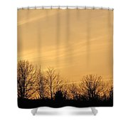Kindle Of Life  Shower Curtain