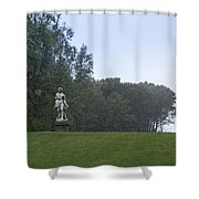 Kindred Spirit Shower Curtain
