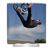 King Bmx 1 Shower Curtain