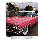 King Creole Shower Curtain