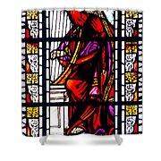 King David Shower Curtain