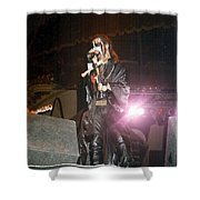 King Diamond Shower Curtain