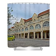 King Edward Hotel In Port Elizabeth-south Africa Shower Curtain