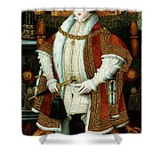 King Edward Vi Of England King Shower Curtain