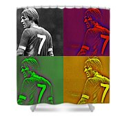 King Kenny Shower Curtain