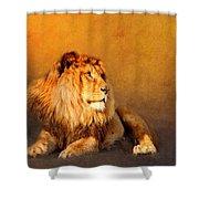 King Leo Shower Curtain