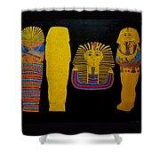 King Tut Shower Curtain