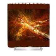 Kingdom Key Shower Curtain