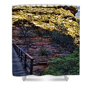Kings Canyon V11 Shower Curtain