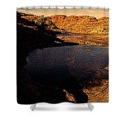 Kings Canyon V12 Shower Curtain