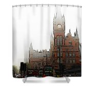 Kings Cross Shower Curtain