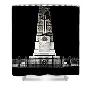 Kings Park State War Memorial Shower Curtain