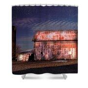 Kipling Barn Shower Curtain