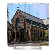 Kirkpatrick Chapel Shower Curtain
