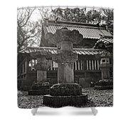Kita-in Temple In Kawagoe Shower Curtain