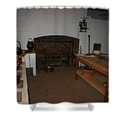 Kitchen At Monticello Shower Curtain