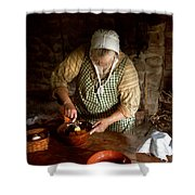 Kitchen - Nothing Is Better Than Homemade Shower Curtain