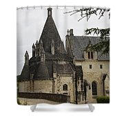 Kitchenbuilding - Fontevraud Shower Curtain